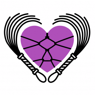 logo for Loving BDSM swag