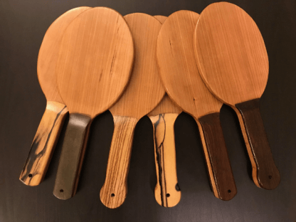 Ping Pong style Wooden paddle